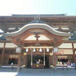 愛媛県松山市の商売繁盛の神様にお参り♪椿神社を紹介します!