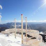 トマムの雲海テラスが「霧氷テラス」に大変身!氷点下が生み出す絶景が広がります