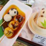 パンダのみたらし団子「ぱんだんご」がかわいすぎると京都で話題!
