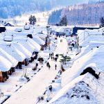 冬は一層美しい。古い町並みが続く「大内宿」で江戸時代にタイムスリップ!
