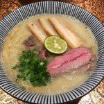 羊から作ったスープ!2日間煮込み尽くした「メンショートーキョー」のラム骨ラーメンが超絶品!