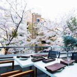 お花見デートにぴったり!六本木の桜を一望できる「GENIE'S TOKYO」のお花見ランチ&ディナー!