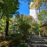 旧乃木邸にある小さな公園!東京都港区にある「乃木公園」の魅力