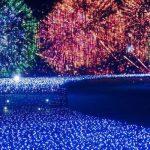 夏イベはこれで決まり!ミッドタウンで新感覚の「イルミネーション花火」開催!