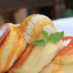 限定の抹茶味を狙え!行列が絶えない「幸せのパンケーキ」が京都に進出