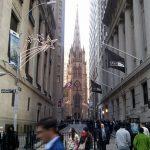 最古の教会!アメリカ・ニューヨークにある「トリニティ教会」について