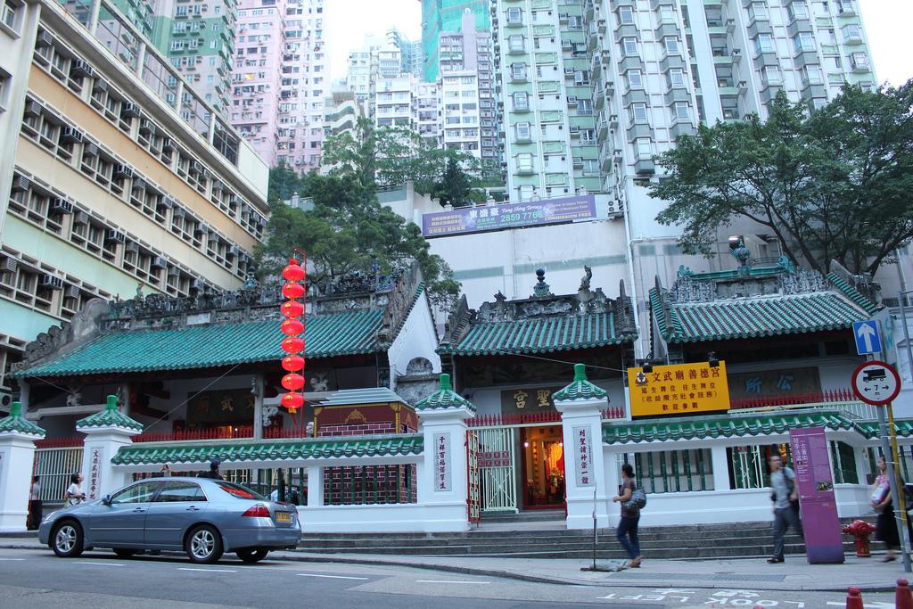 香港の昔と今が混在する街!上環〜中環のおすすめ観光スポット10選