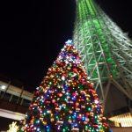東京スカイツリーでイベント開催♪クリスマスを楽しみ尽くす為に参加すべき4つを紹介します!