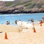 海外のビーチは少し違う?ハワイのビーチに行くときの必需品まとめ