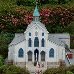 大浦天主堂は長崎にある教会。国宝建造物!