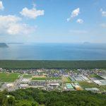 唐津湾に虹の松原!鏡山展望台から絶景を見下ろそう!