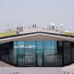 横浜港大さん橋国際客船ターミナルは海の玄関口!景色も抜群です!
