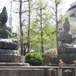 都内最古の木造建築物!東京の浅草にある「六角堂」とは
