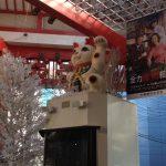 大須商店街に鎮座!巨大招き猫に迫る!