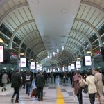 品川駅ができた記念に建てられた!東京都港区にある「品川駅創業記念碑」について