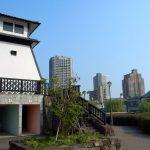 江戸時代の東京の歴史の一端が!石川島灯台(人足寄場跡)巡る。