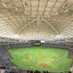 日本初のドーム球場「東京ドーム」の見所まとめ!