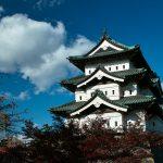 津軽平野を一望し津軽富士を独り占め!弘前市のシンボル「弘前城」の魅力 ♫♫