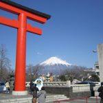 ★富士山のパワーを感じられるパワースポット!富士山本宮浅間大社★