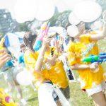 水風船10万個が空中を飛び交う!超カオスな「ウォーターラン」が長崎ハウステンボスで開催!