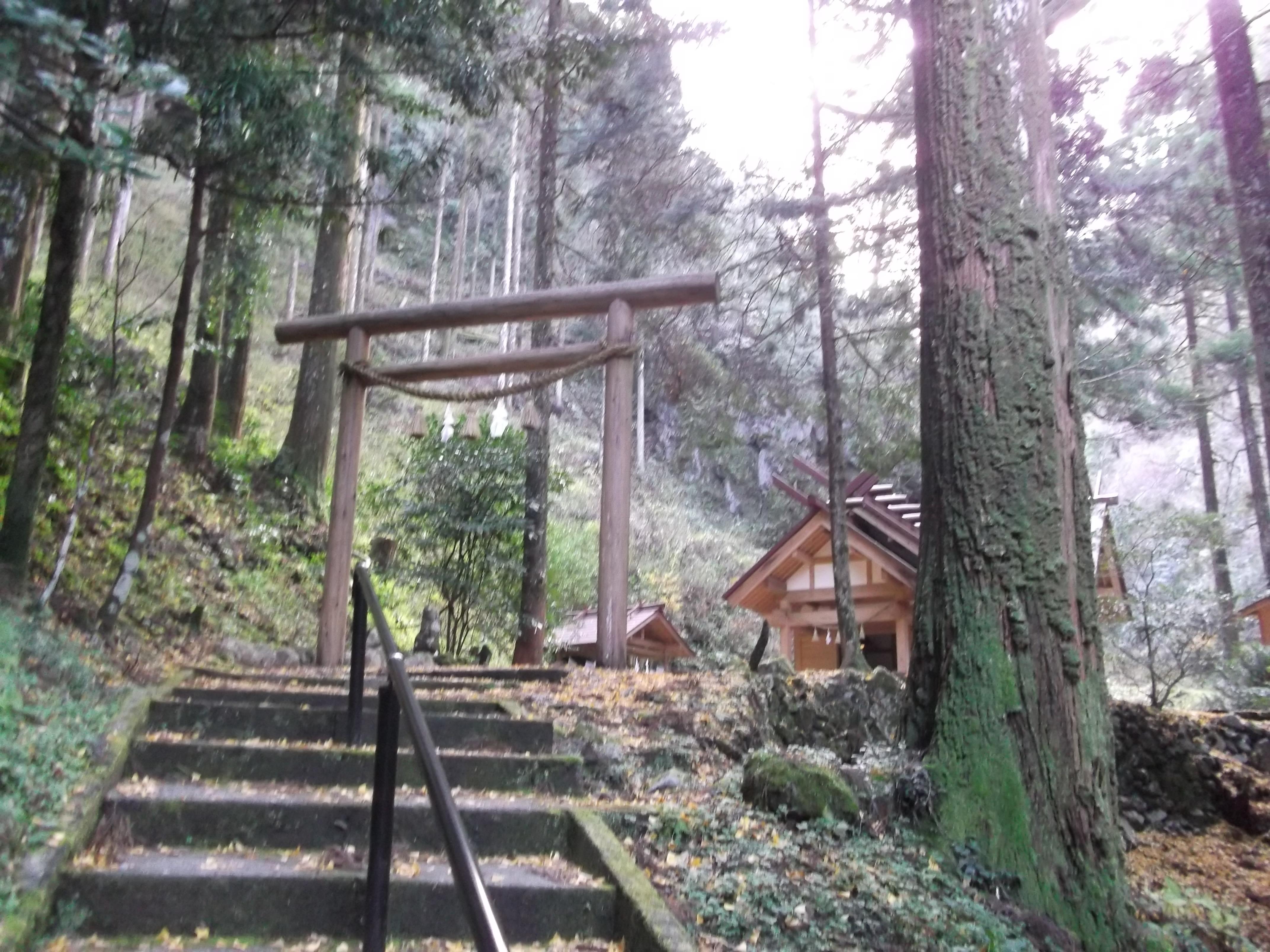 宮崎県のパワースポット!人気スポット「秋元神社」について