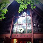 ゴスペルも体験出来る軽井沢高原教会に行ってみよう!詳しいアクセス方法教えます!!