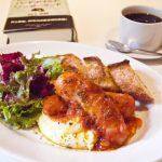 小説に登場する料理が食べられる! 本好きにはたまらない日本近代文学館のカフェ