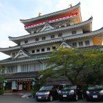 熱海城は200本の桜名所!観光目的で建てられた歴史上実在しないお城って?