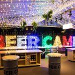 ビアガーデンの季節!目の前で魅せるキャンプ飯が好評の「阪急トップビアガーデン」オープン!