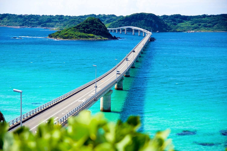 角島大橋の絶景・見所まとめ!信じがたいレベルに美しかった ...
