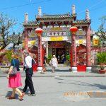 中国とベトナムの融合!ベトナムにある「廣肇會館」について