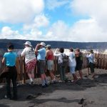 地球上で最も活発な火山!ハワイの火山国立公園で火山を見る
