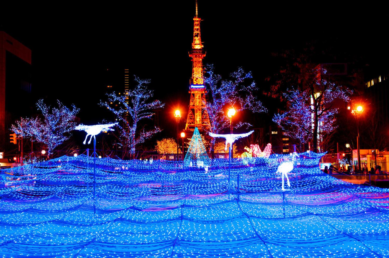 東京 イルミネーション 冬 いつから