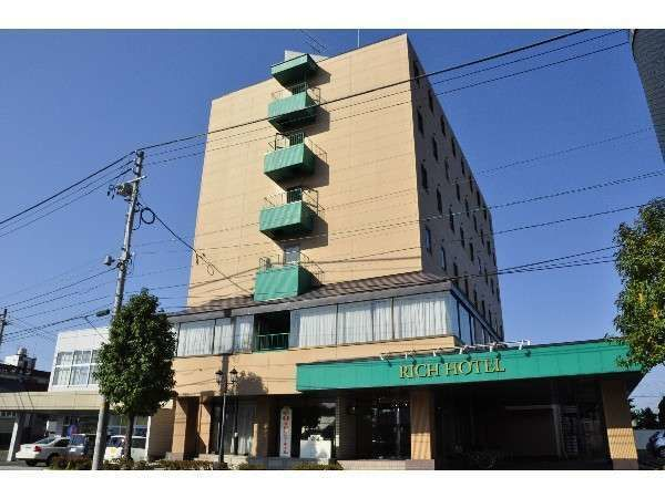 天童リッチホテル