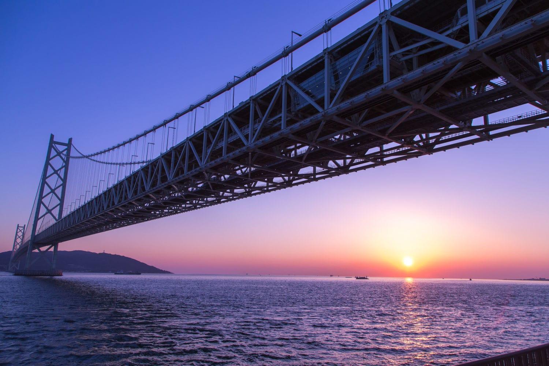 海峡 大橋 明石 橋の歴史物語