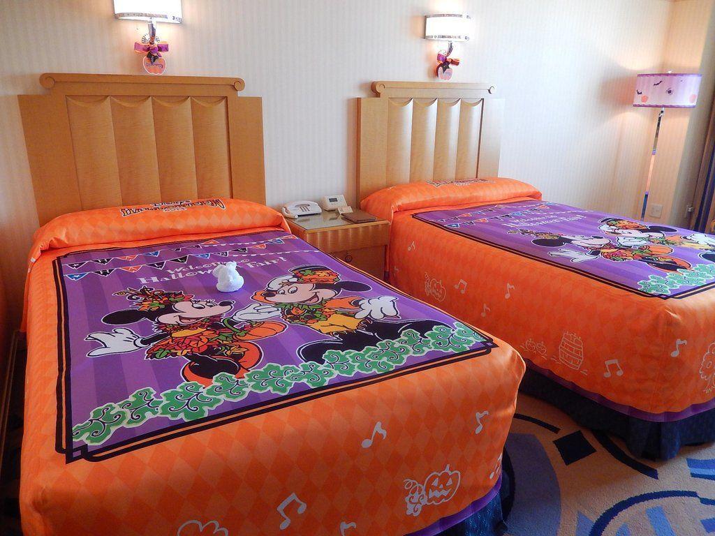 ディズニーオフィシャルホテルの宿泊特典23個。料金以上に嬉しい